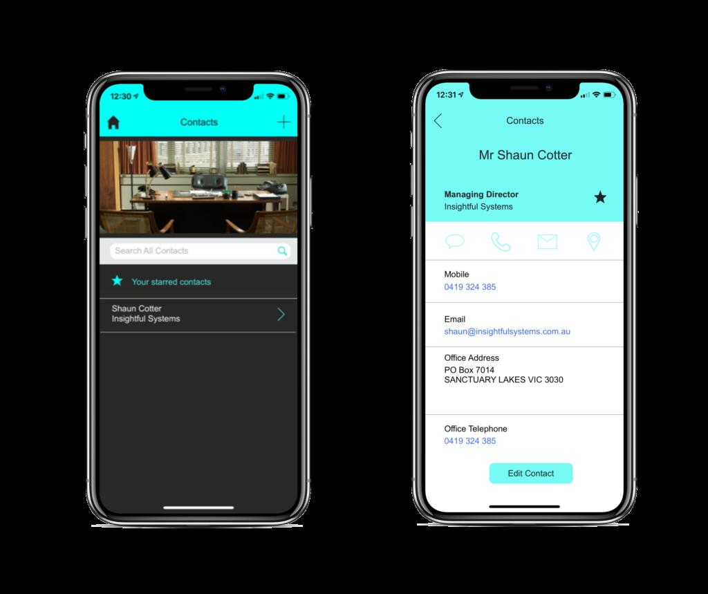 Custom FileMaker App